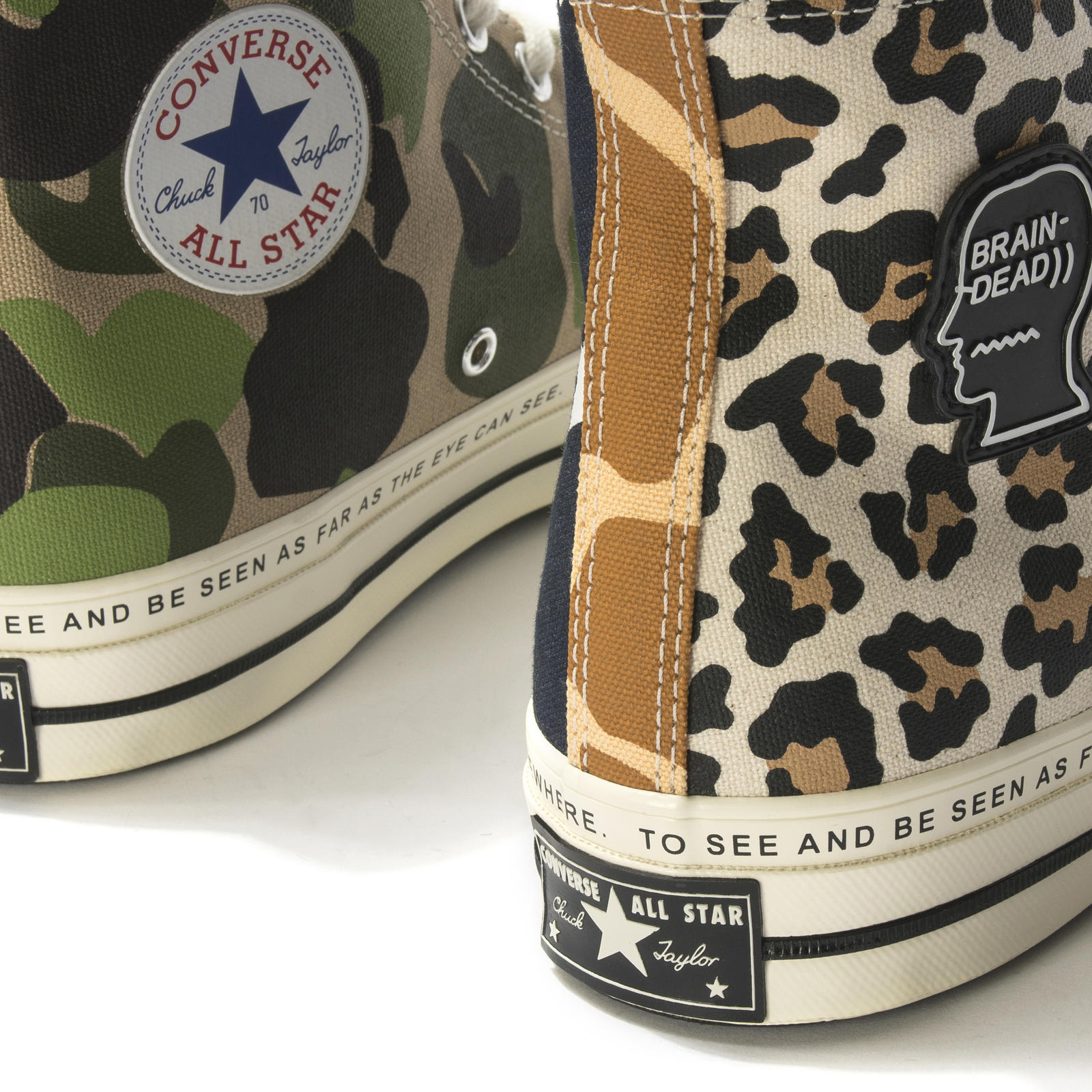 Icon Meets Iconoclast: Behind the Converse x Brain Dead Collaboration 9
