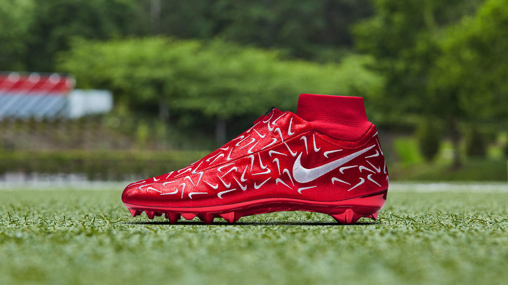 OBJ Will Wear The Ultimate Nike Swoosh Cleat