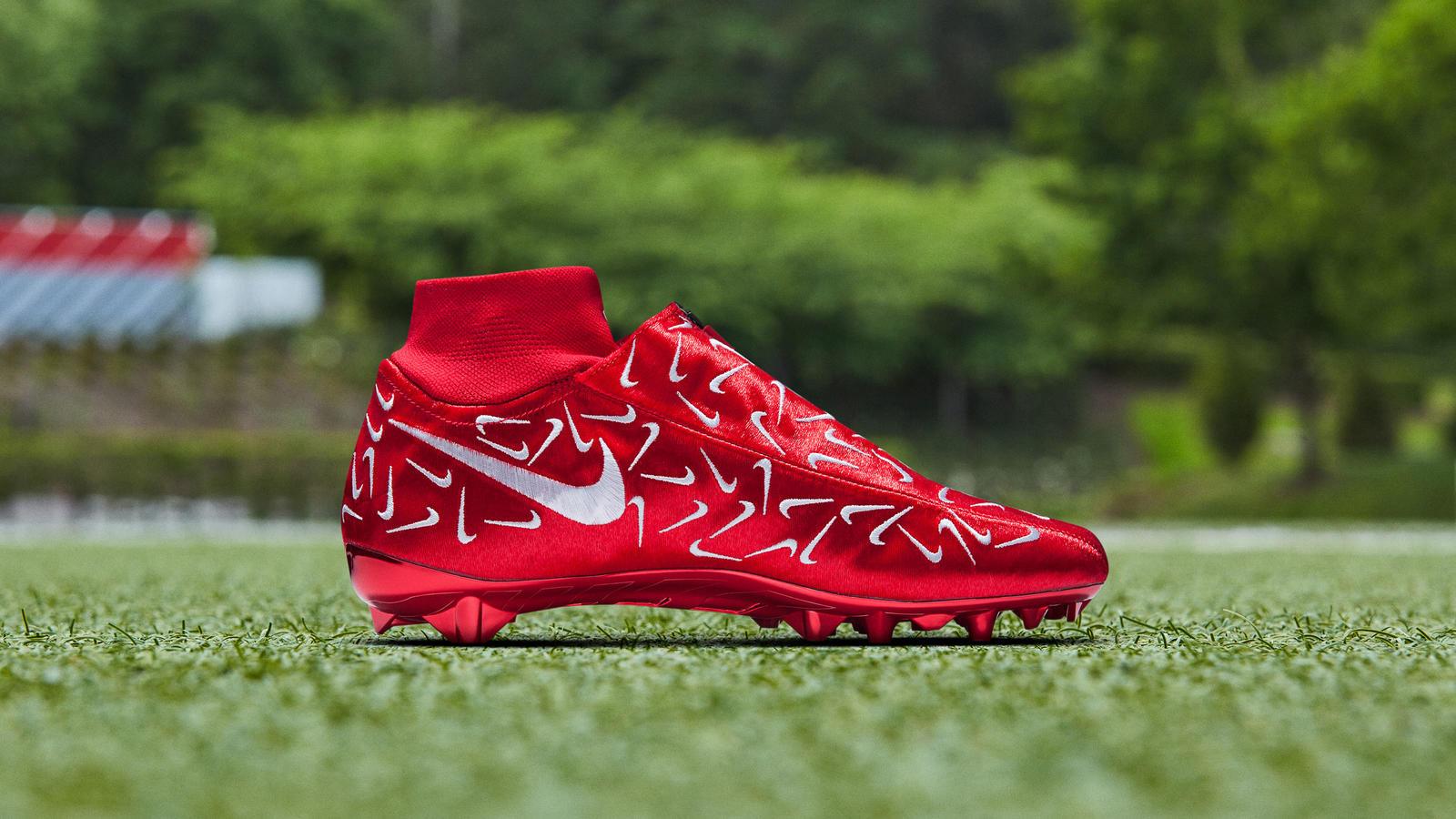 OBJ Will Wear The Ultimate Nike Swoosh Cleat 1