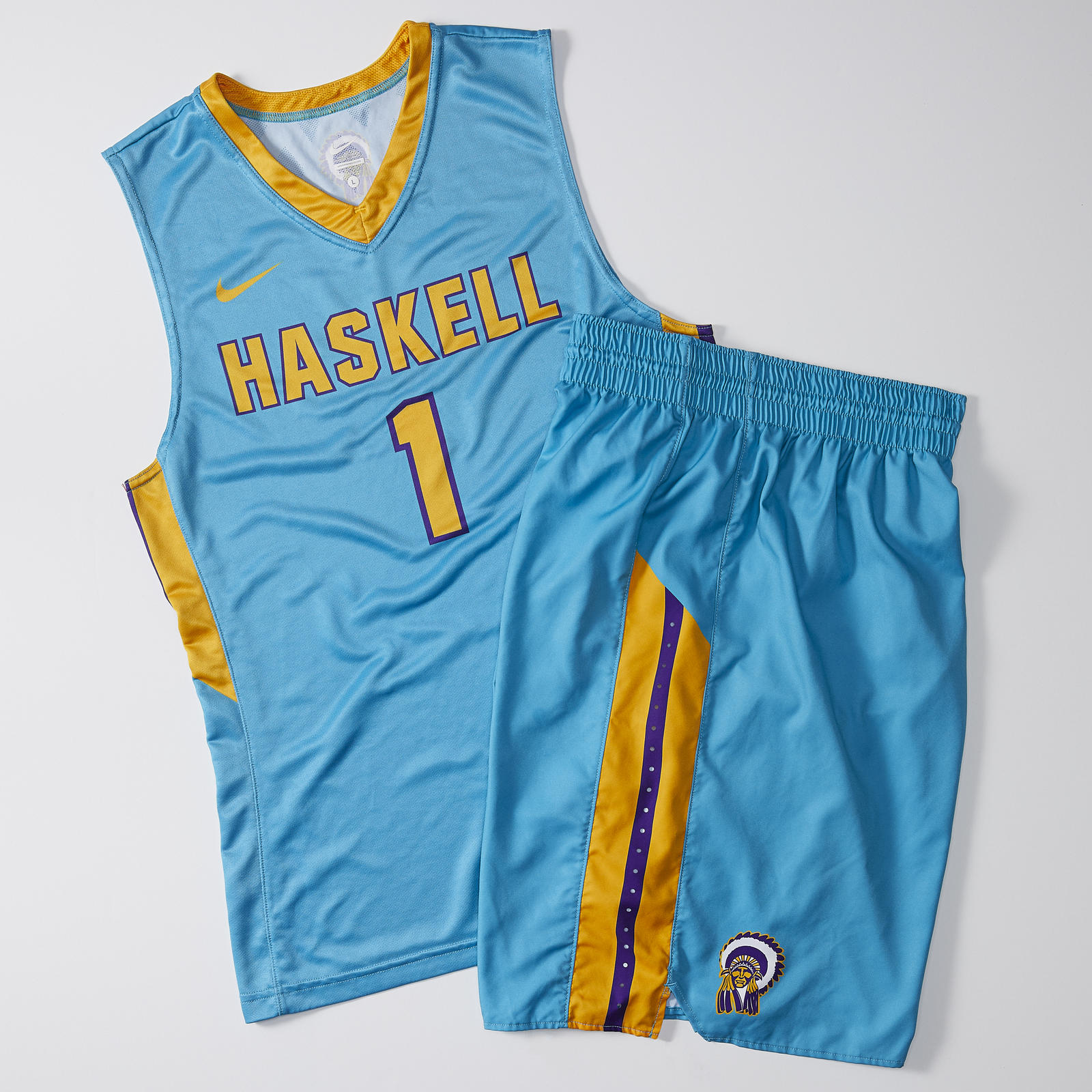 The Nike N7 College Basketball Uniform: More Than a Turquoise Jersey 1
