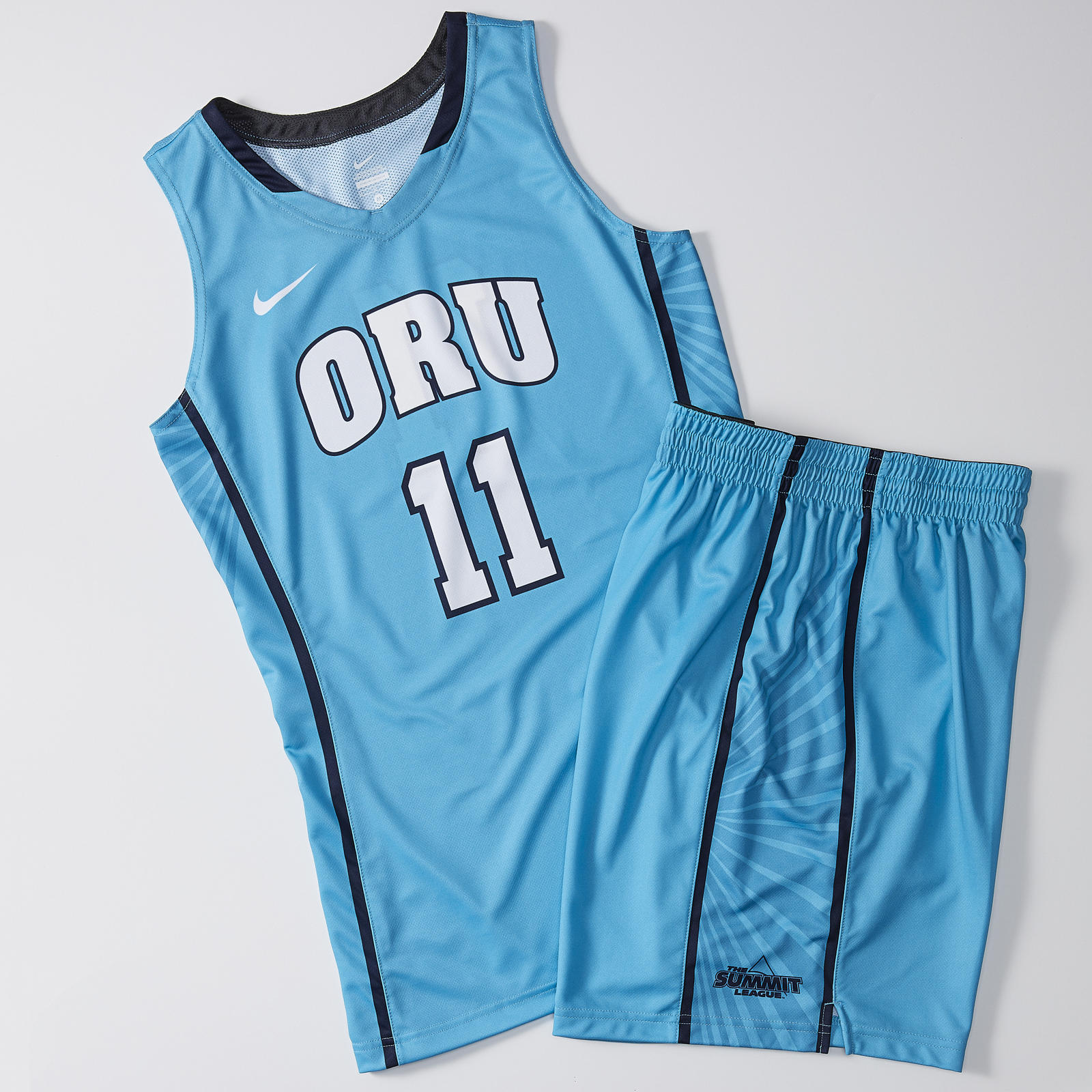 The Nike N7 College Basketball Uniform: More Than a Turquoise Jersey 3