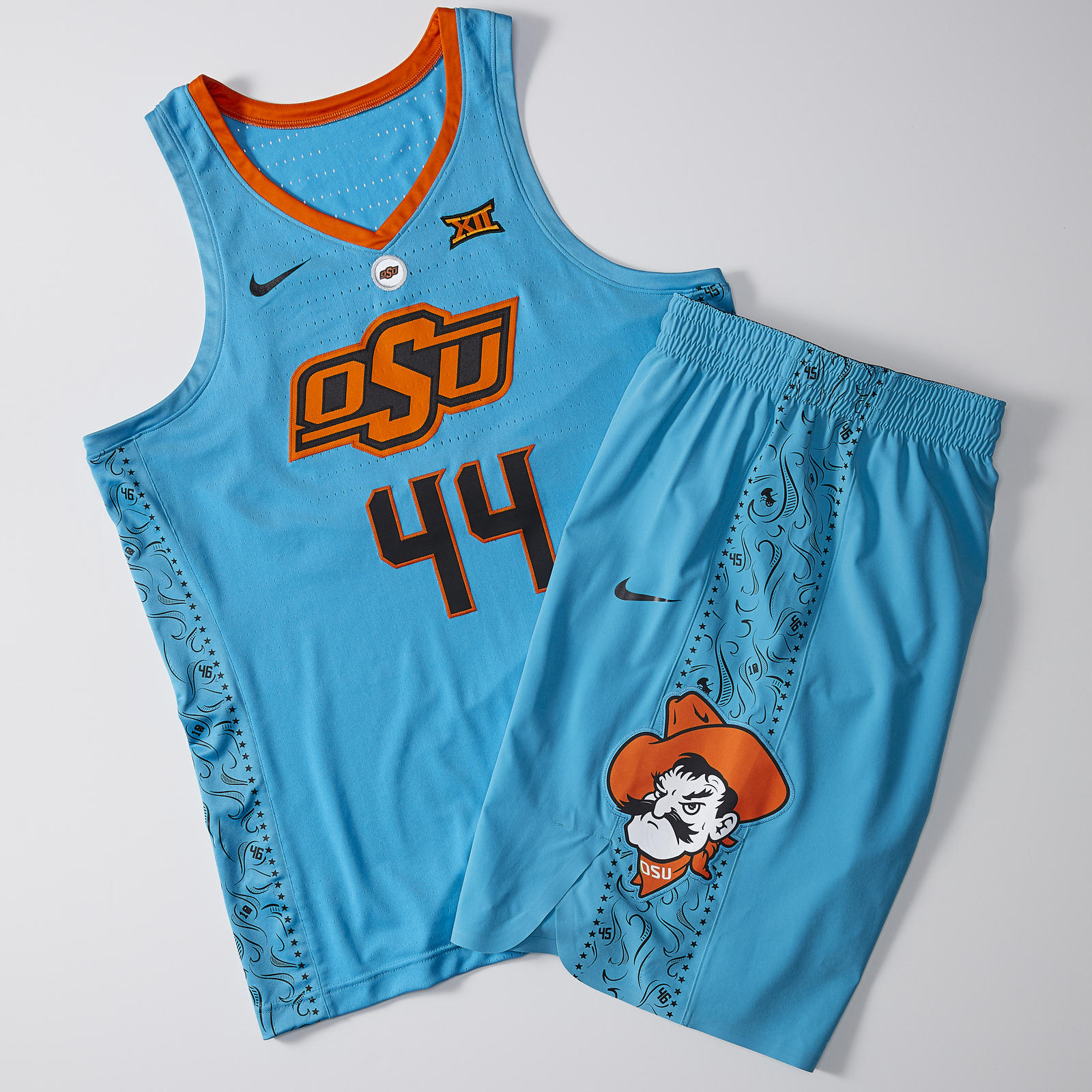 The Nike N7 College Basketball Uniform: More Than a Turquoise Jersey 9