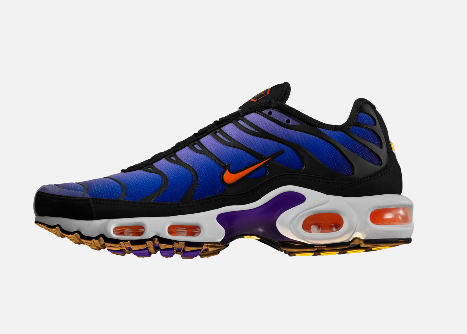 the latest 6b922 5f987 The Untold Story of the Nike Air Max Plus 18