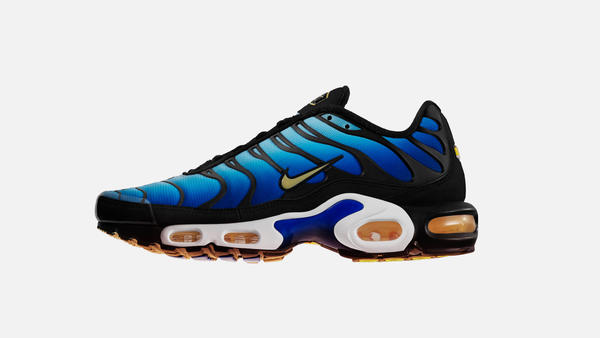 best value 01080 50b9f Nike Air Max Plus TN History - Nike News
