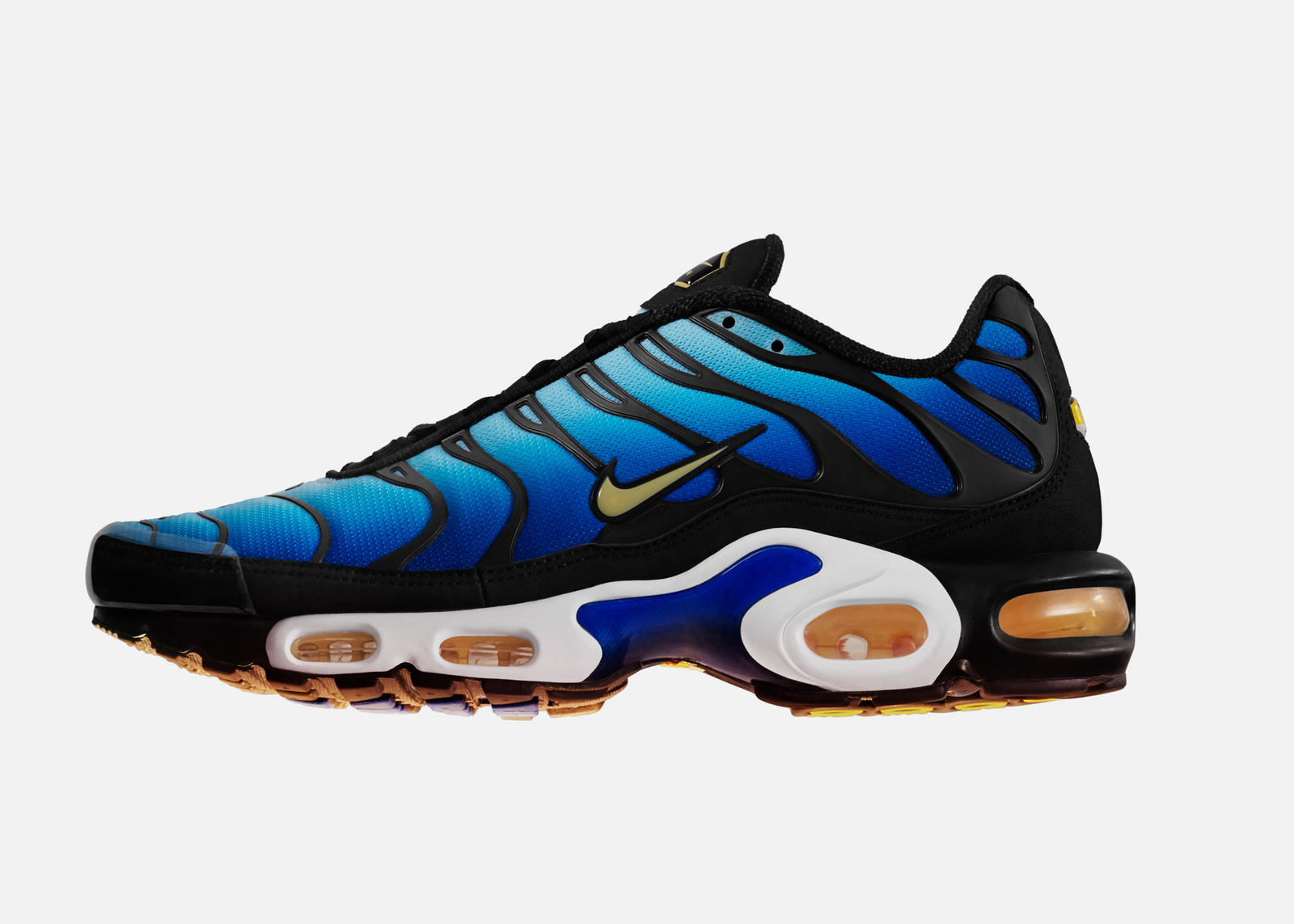 online retailer cd30a 4c046 The Untold Story of the Nike Air Max Plus 20