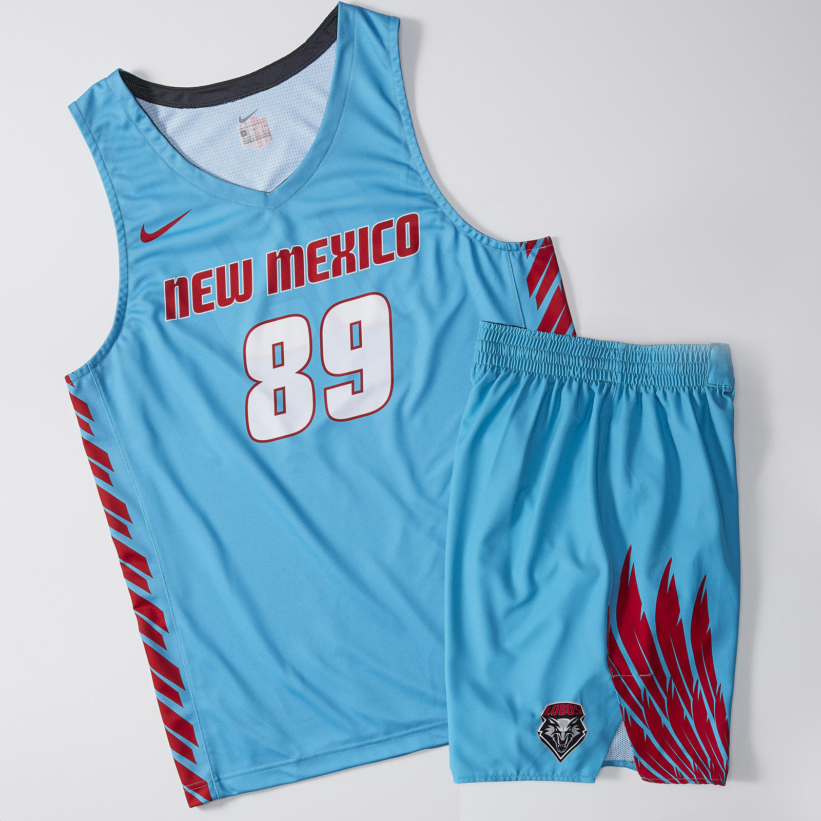 540d05ecb89 The Nike N7 College Basketball Uniform  More Than A Turquoise Jersey 11