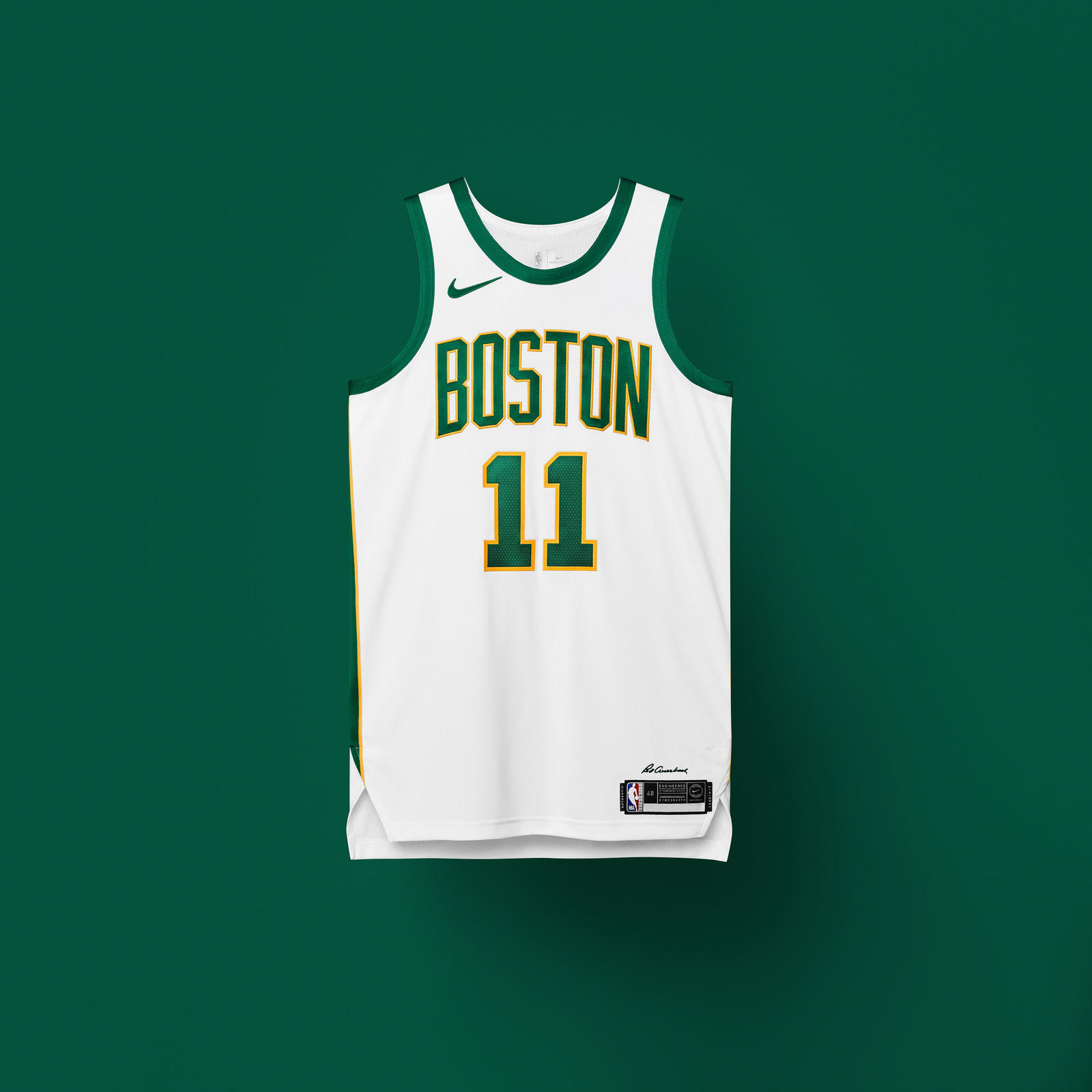 Ho18 Nba City Edition Boston Jersey 1070 Re. BOSTON CELTICS e14e607ca