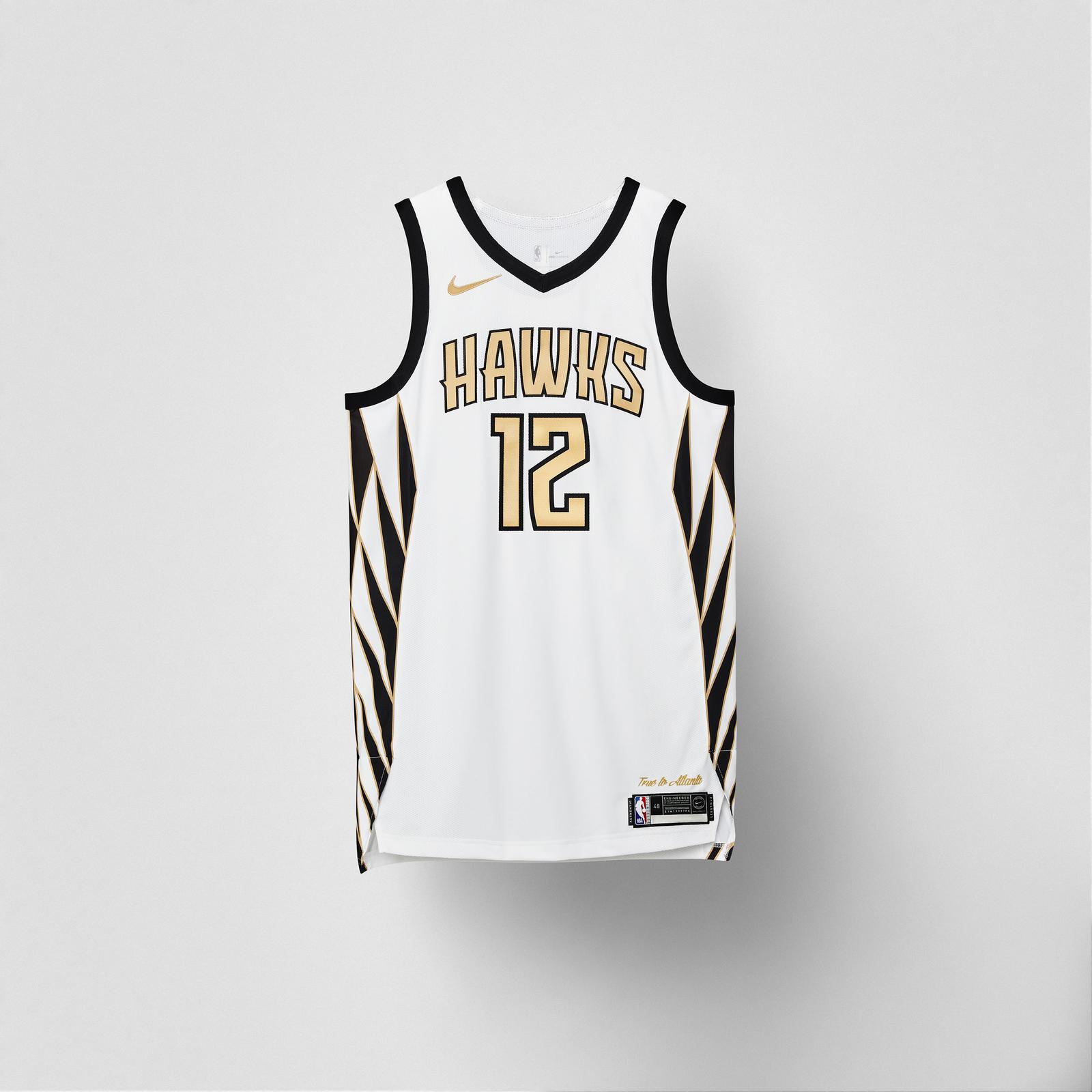 NBA City Edition Uniforms 2018-19
