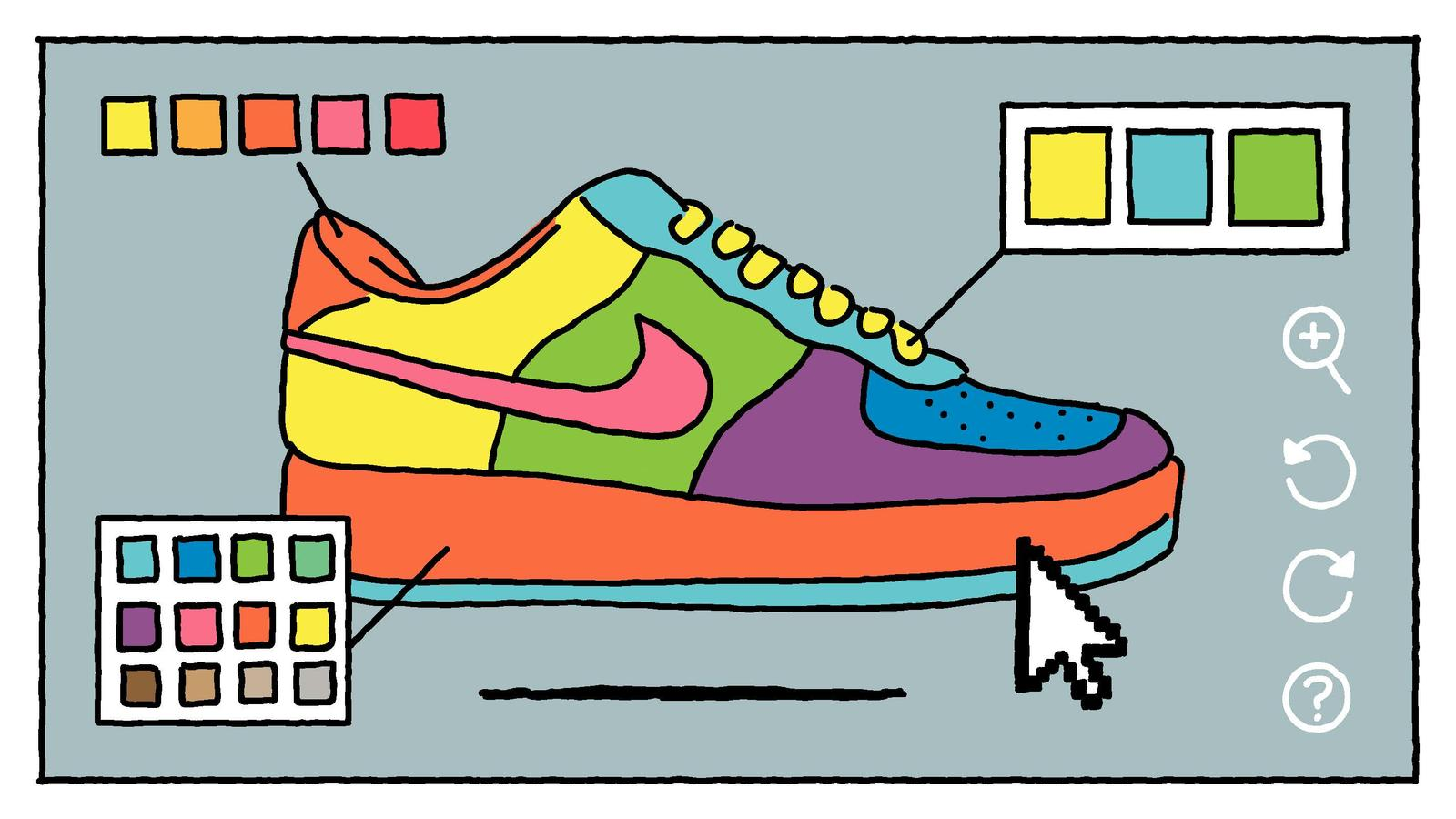 Nike Air Force 1 Visual History 8