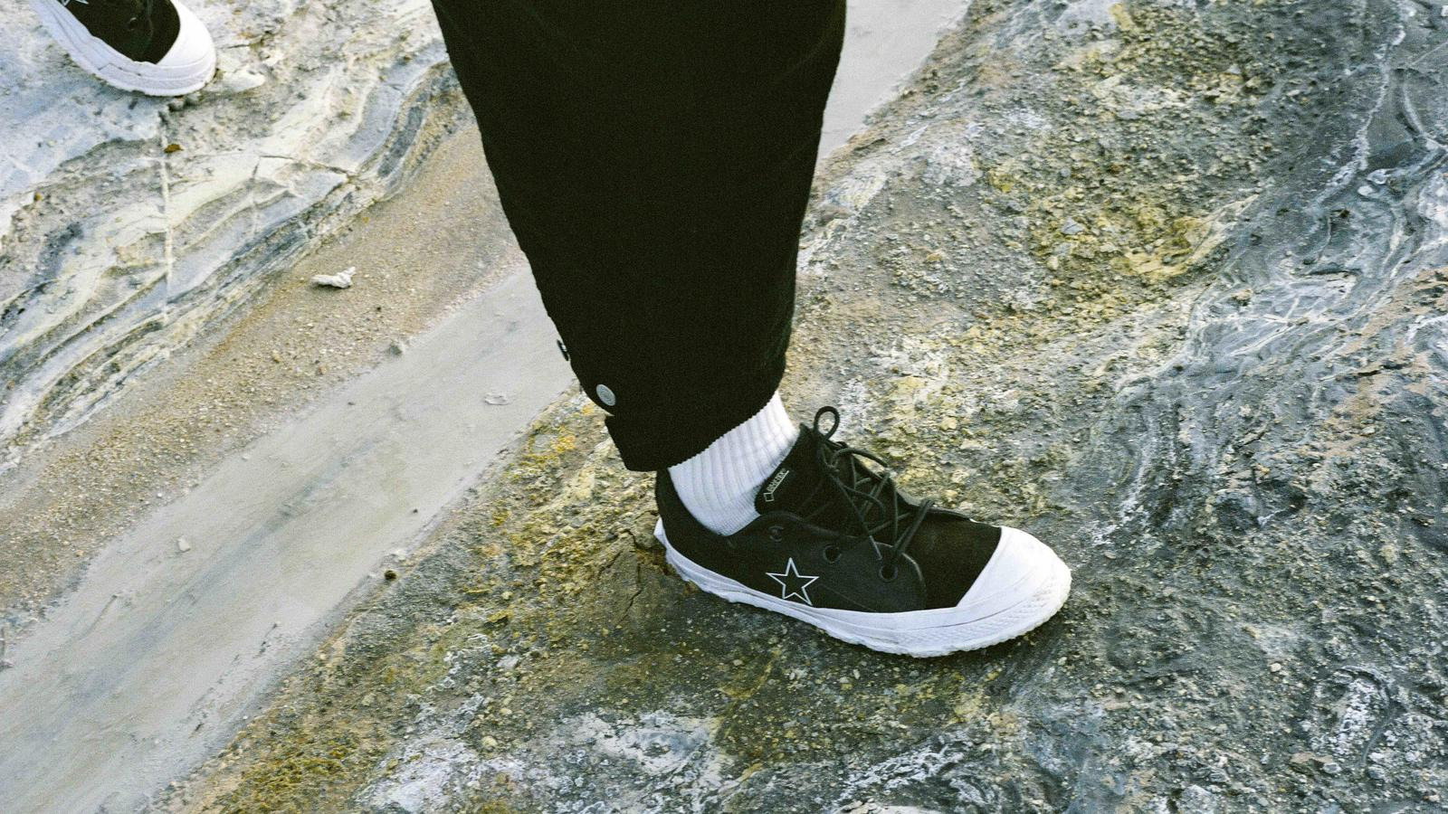 New Converse Mountain Club Capsule Delivers Style and Utility - Nike ... 4d6b4592b