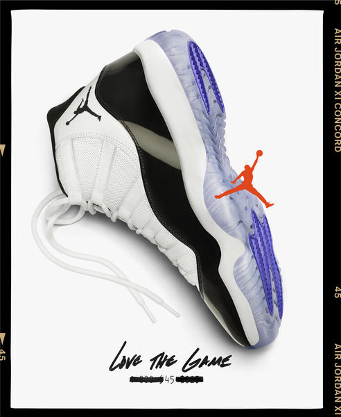 Air Jordan 11 Concord Official Release