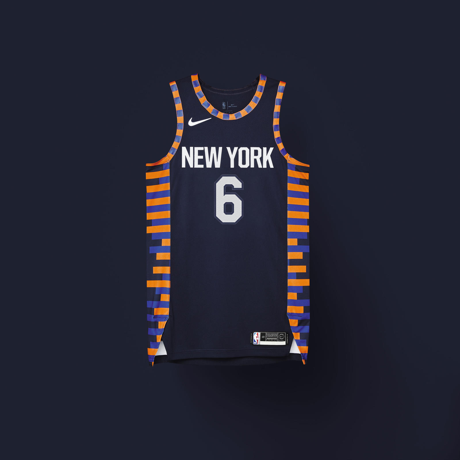 668fb84c9 NBA City Edition Uniforms 2018-19  Brooklyn