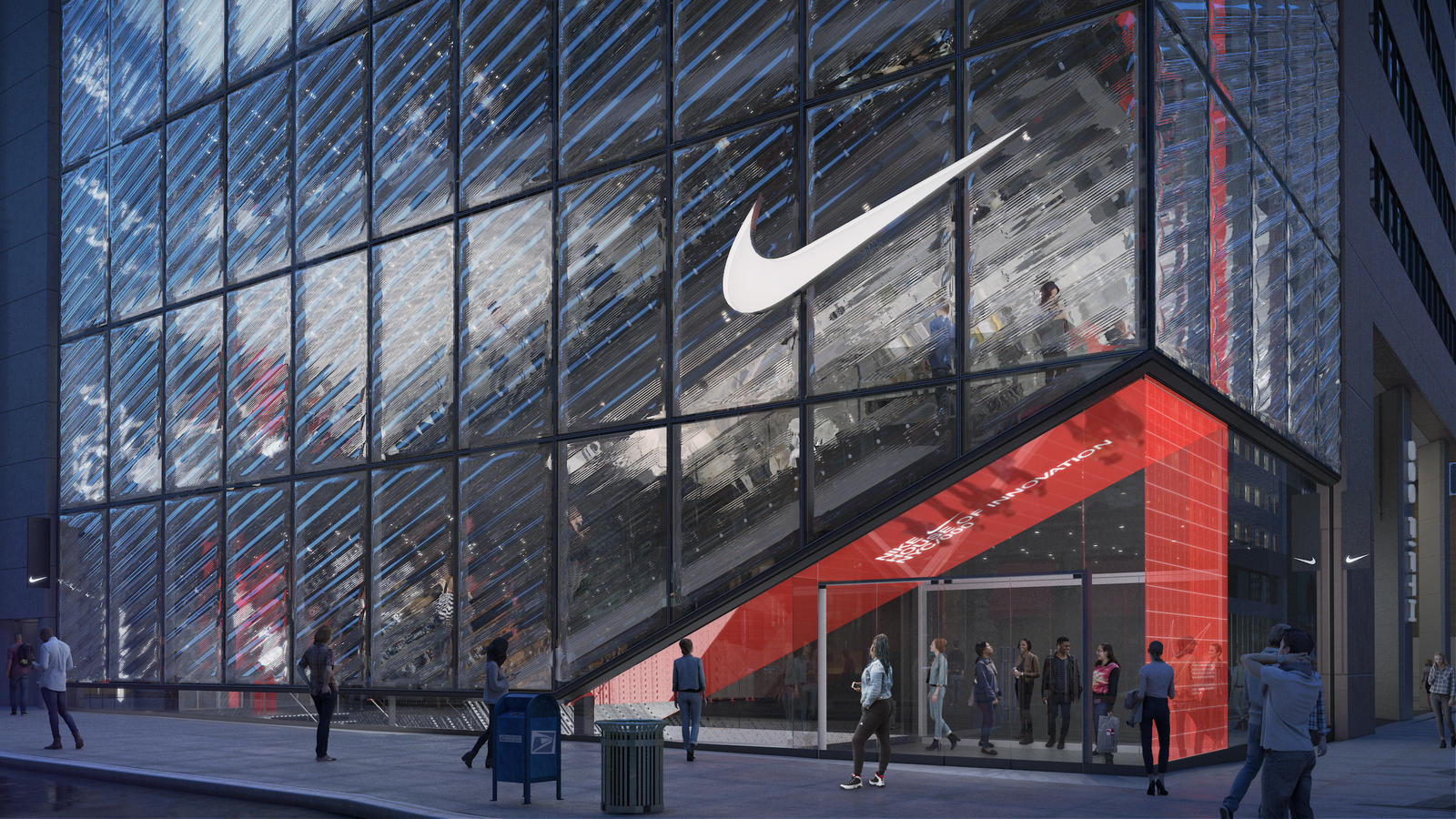 Heidi O'Neill Discusses Nike's Vision of Physical Retail - Nike News