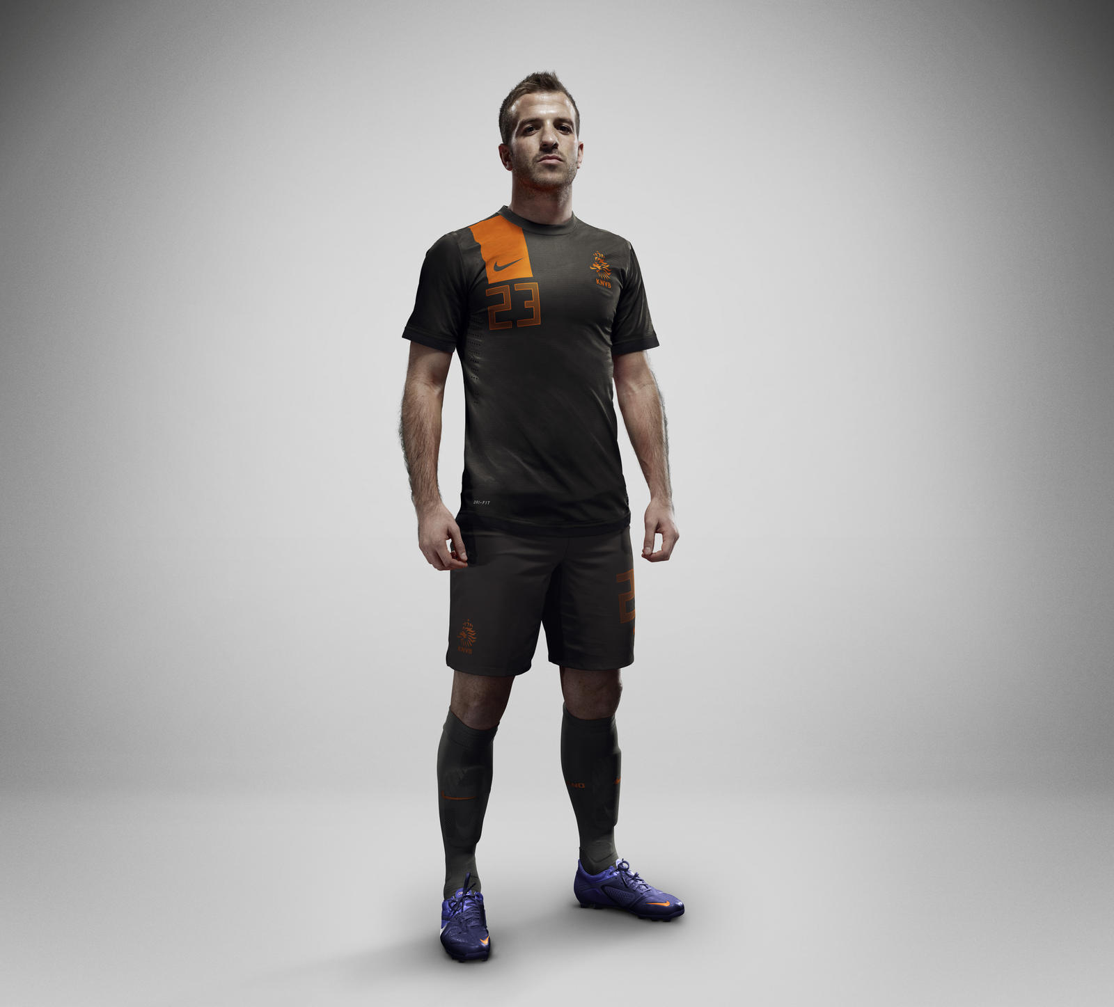 Nike Football unveils Netherlands Away National Team Kit