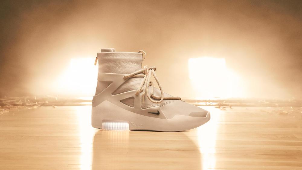 Jerry Lorenzo Nike Air Fear of God