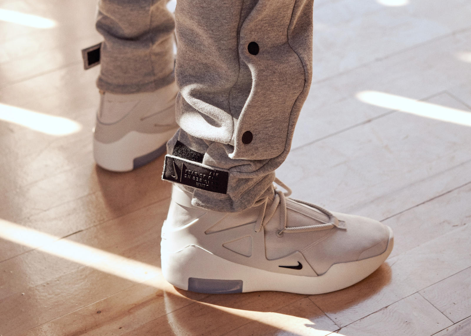 Jerry Lorenzo Nike Air Fear of God - Nike News