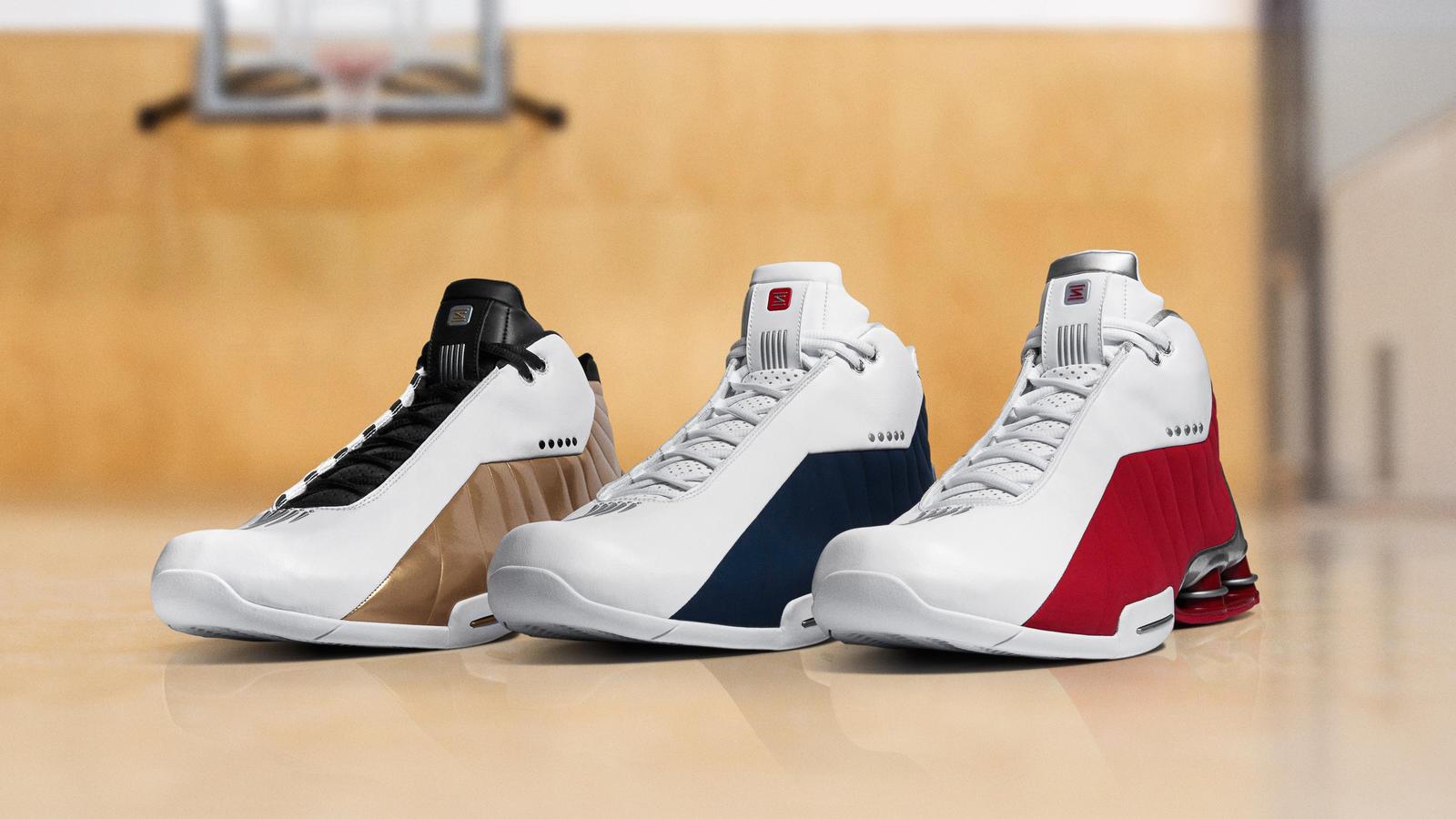 Nike Shox BB4 - Nike News