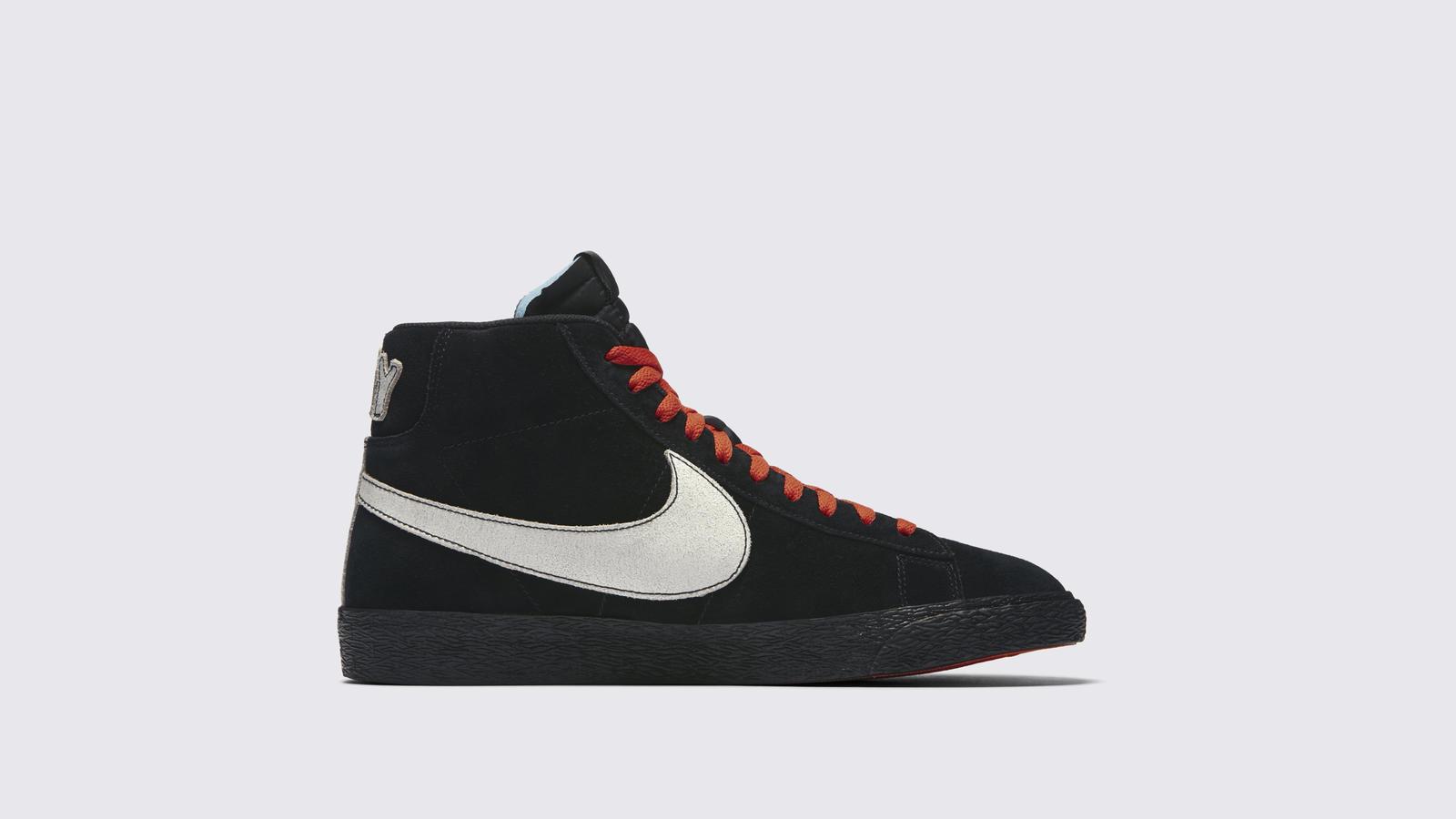 Sheck Wes Nike Air Max 95 and Blazer