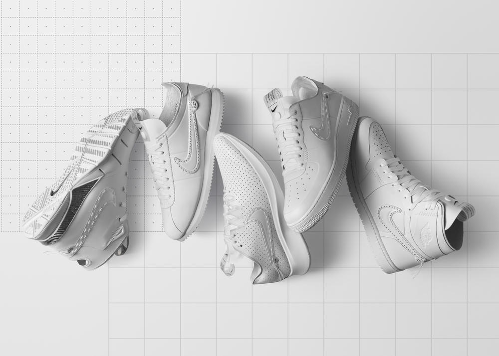 This Customizable Footwear Collection Remembers the Sport Moments that Amazed NYC