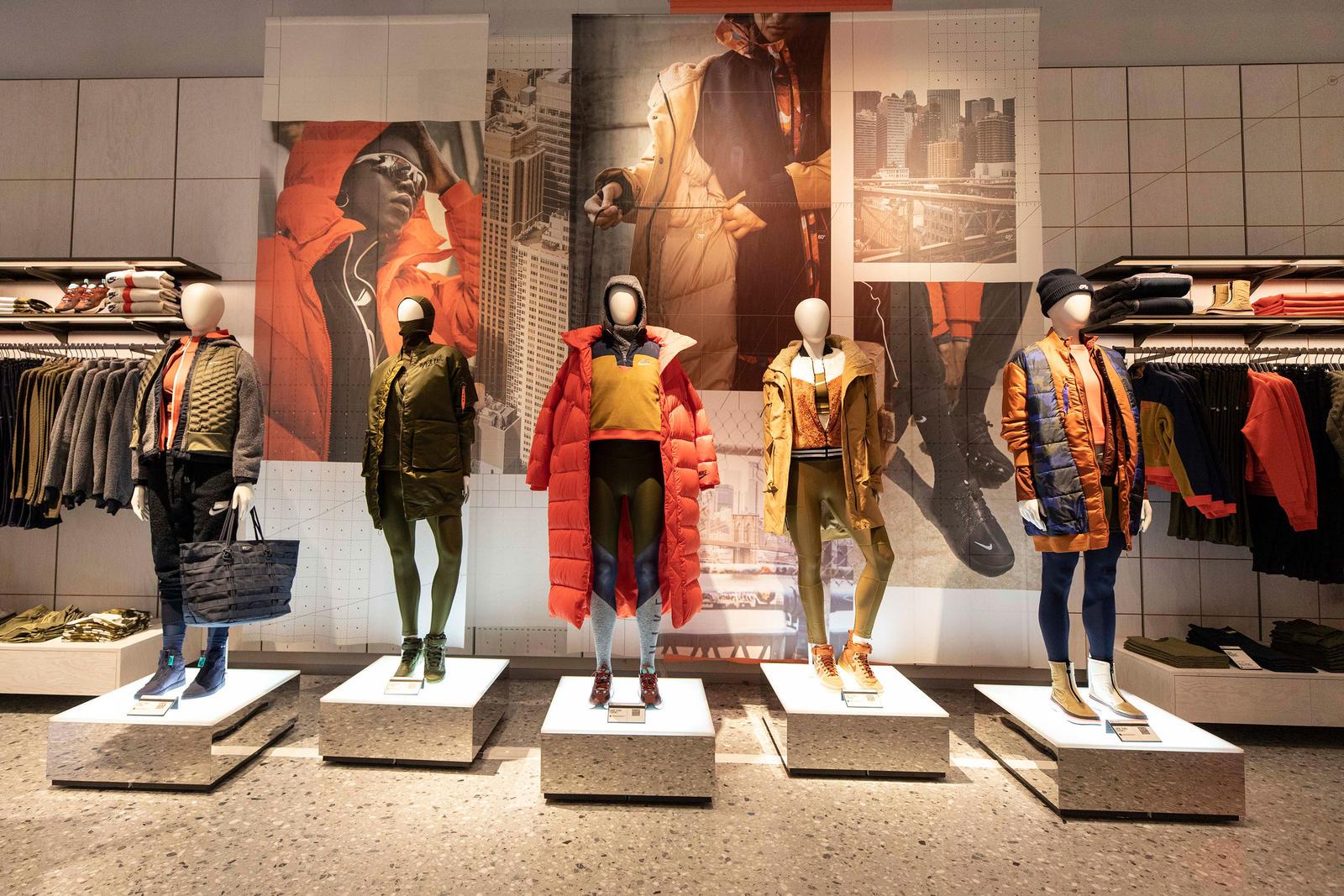 First Look: Nike NYC Flagship - Nike News