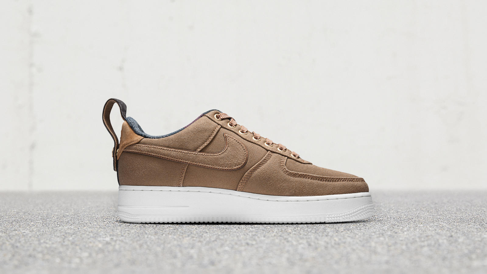 Highlighting the Nike x Carhartt WIP Air Force 1 sneakers