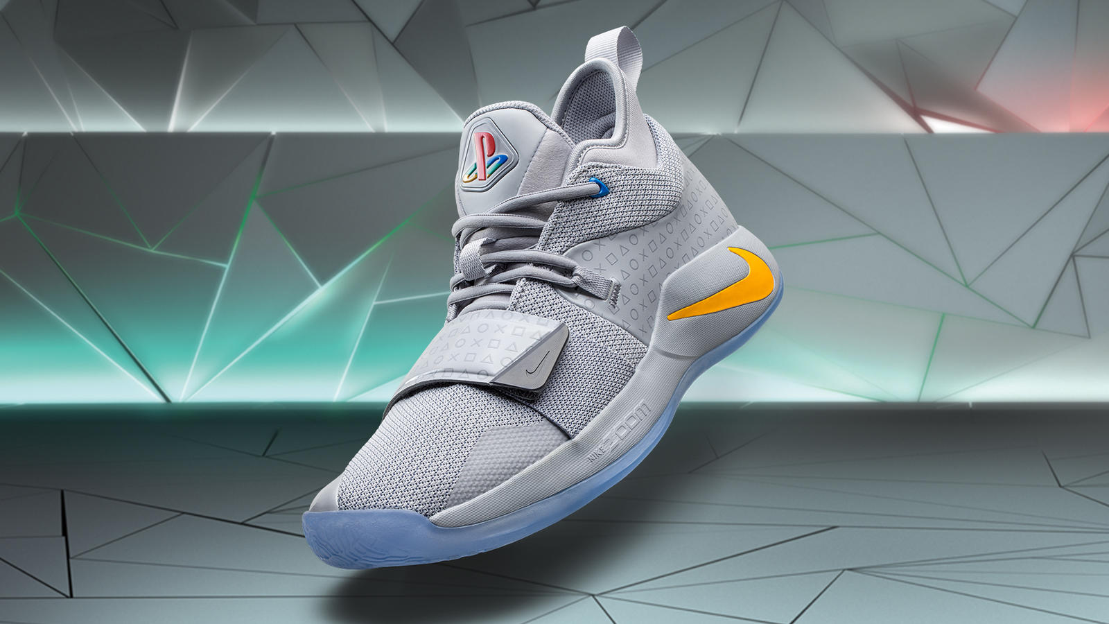 best service b1eb5 7fbee Nike PG 2.5 x PlayStation - Nike News