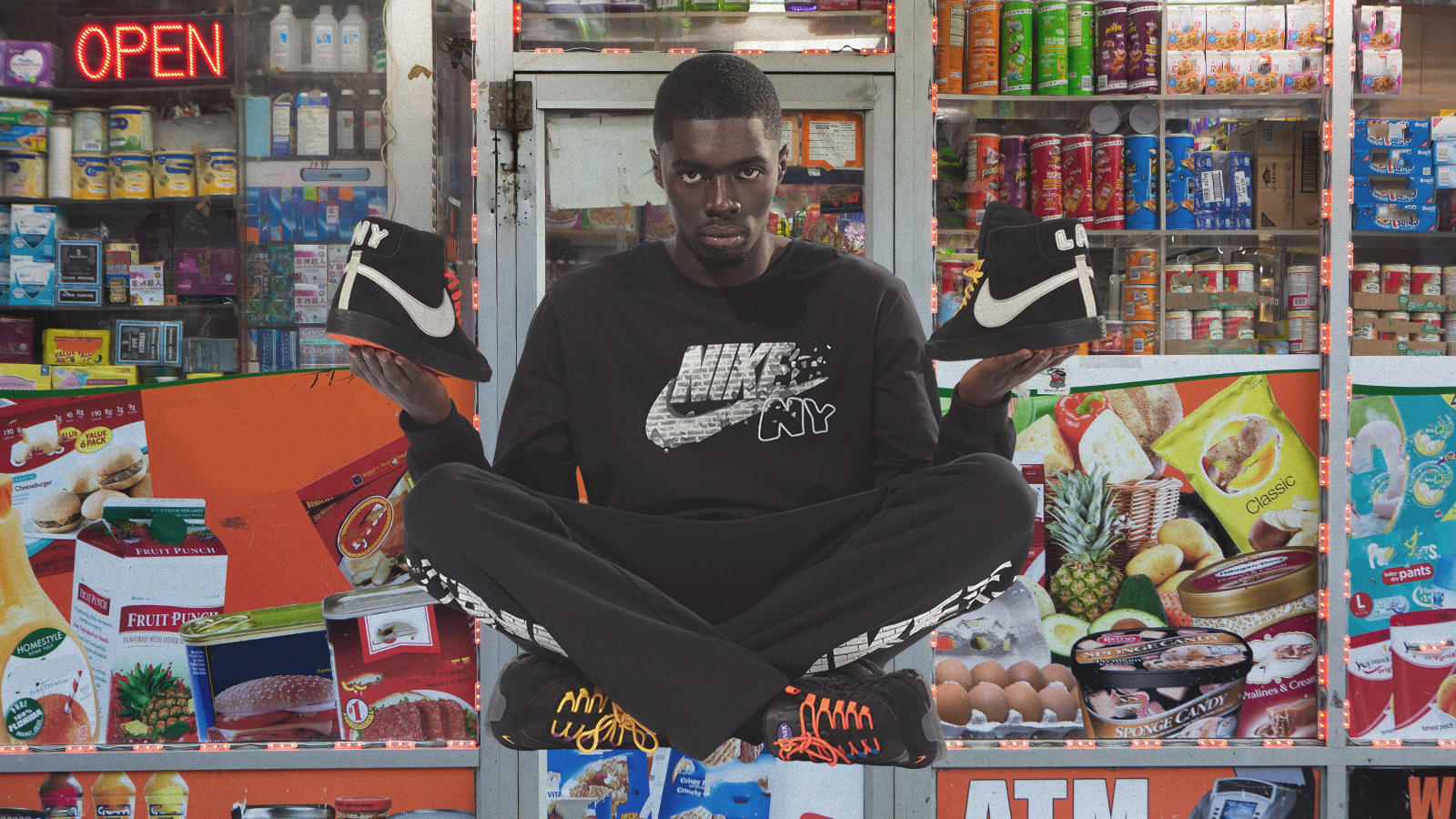 Sheckwes am95 blazer 1 hd 1600