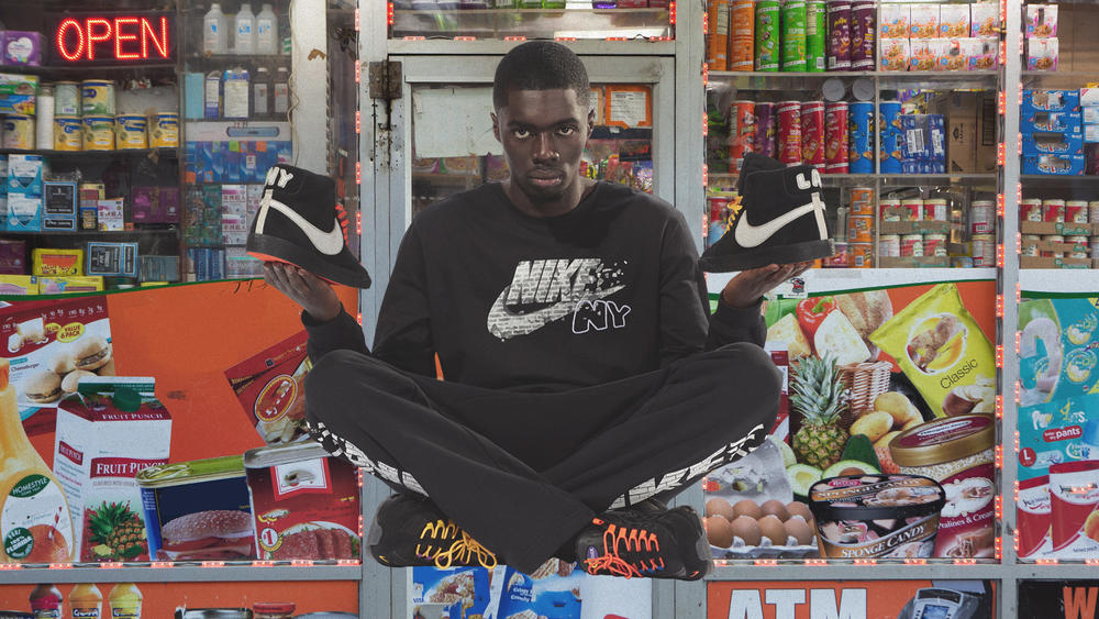 Sheck Wes Curates the Inaugural NYC Editions Collection