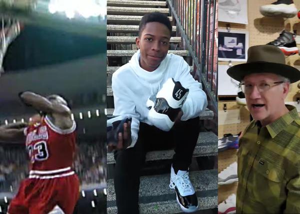 4cdc036eb4f63a Air Jordan 11 Concord The Grail Film - Nike News