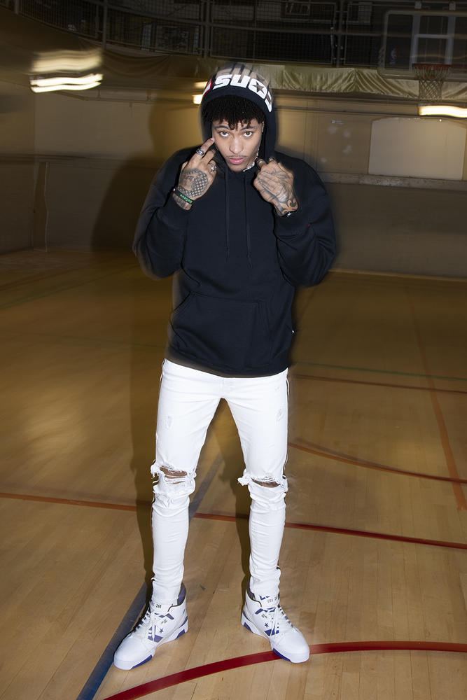 Converse Welcomes Kelly Oubre Jr.