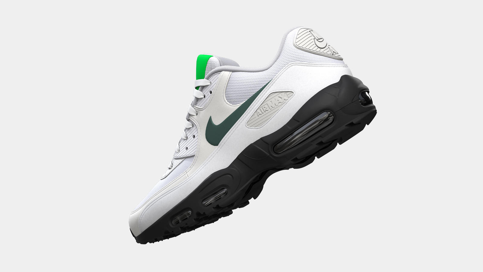 Nike Air Max 9095 ID By Patta. (not to be confused with Air