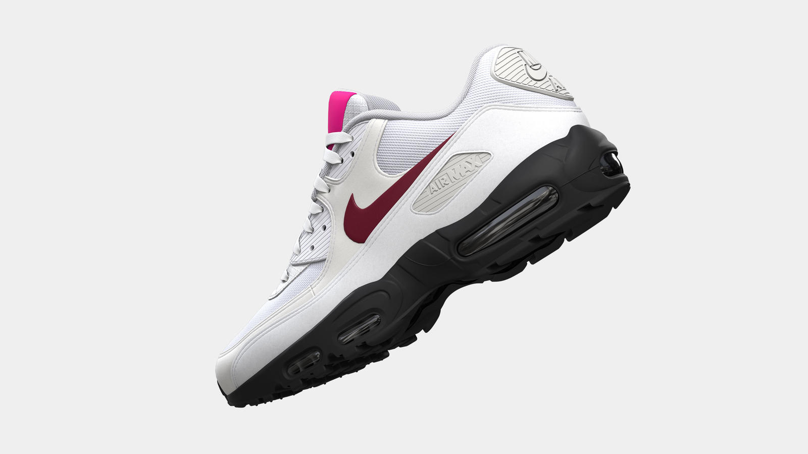 Nike patta nikebyyou 5 hd 1600