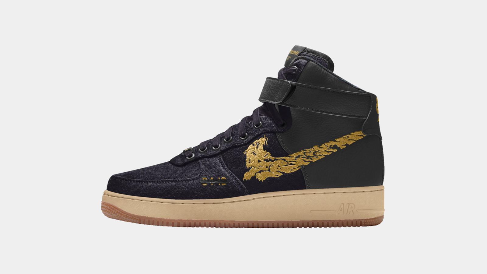 Nike Air Force 1 High iD Nike News