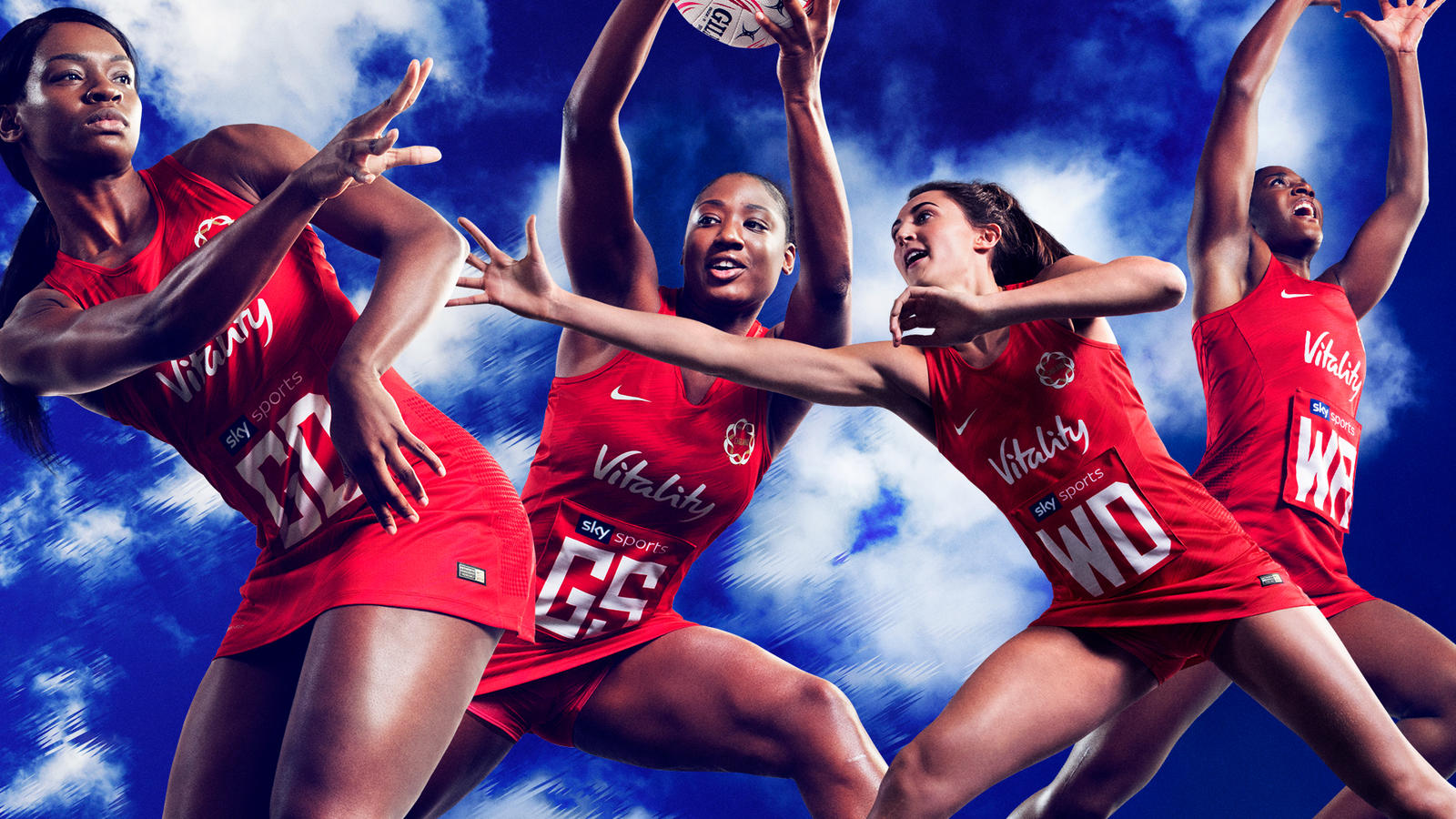 Nike Partners With England Netball to Grow Female Sport Participation in the UK 3