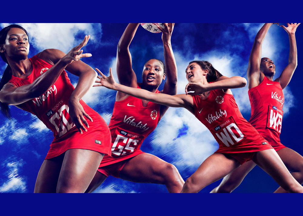 Nike Partners With England Netball to Grow the Sport