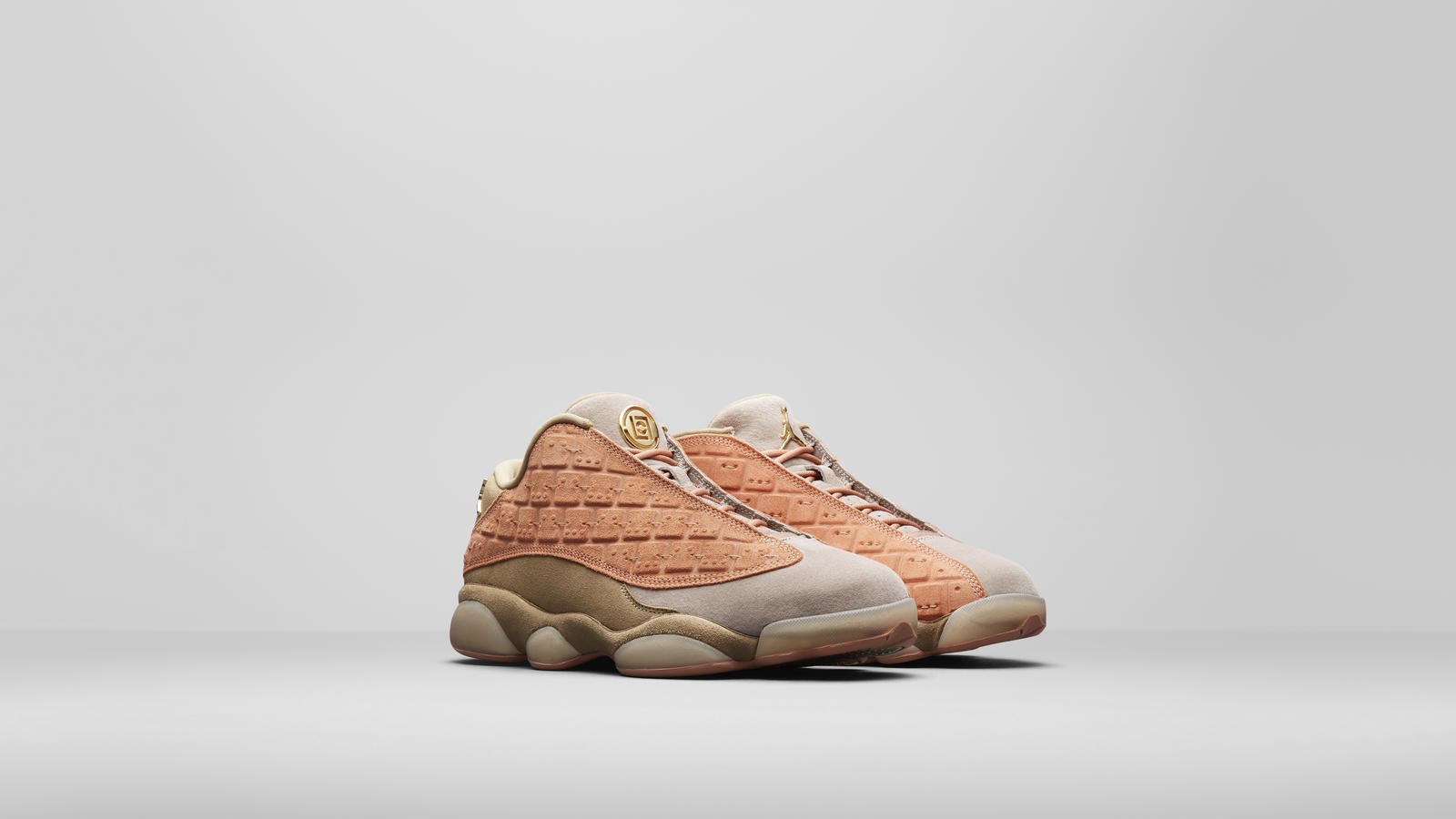 hot sale online 9878d 0a05a CLOT x Air Jordan XIII Low 1