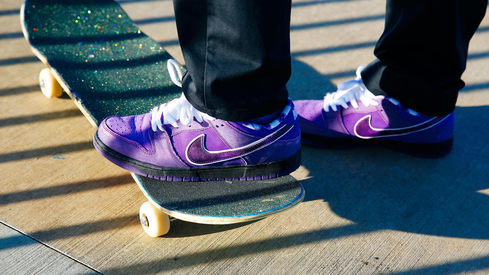 Concepts x Nike SB Dunk Purple Lobster