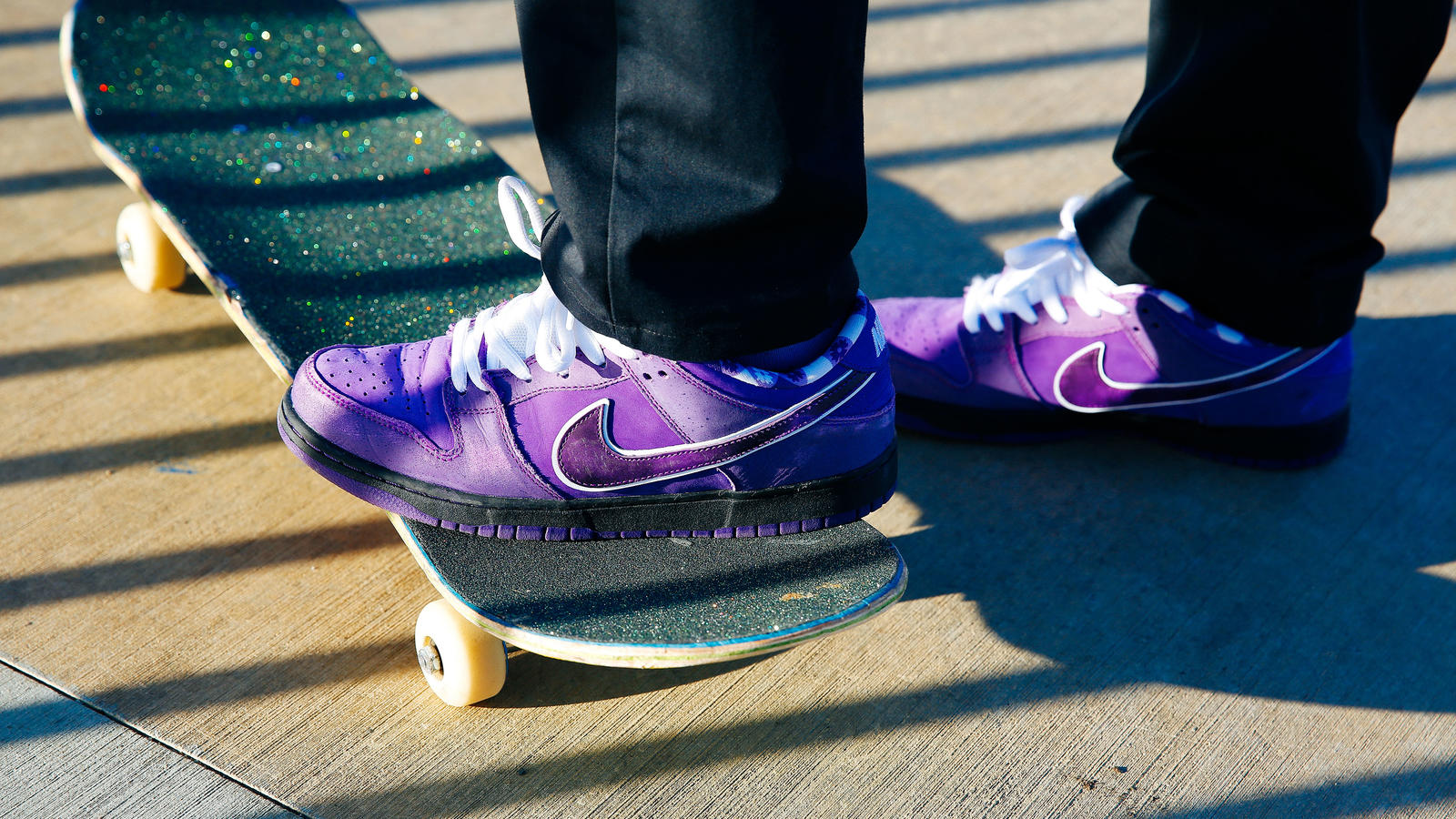 Concepts x Nike SB Dunk Purple Lobster  0