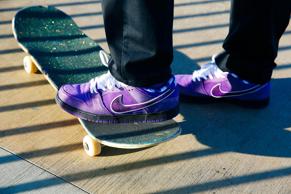 Concepts x Nike SB Dunk Purple Lobster