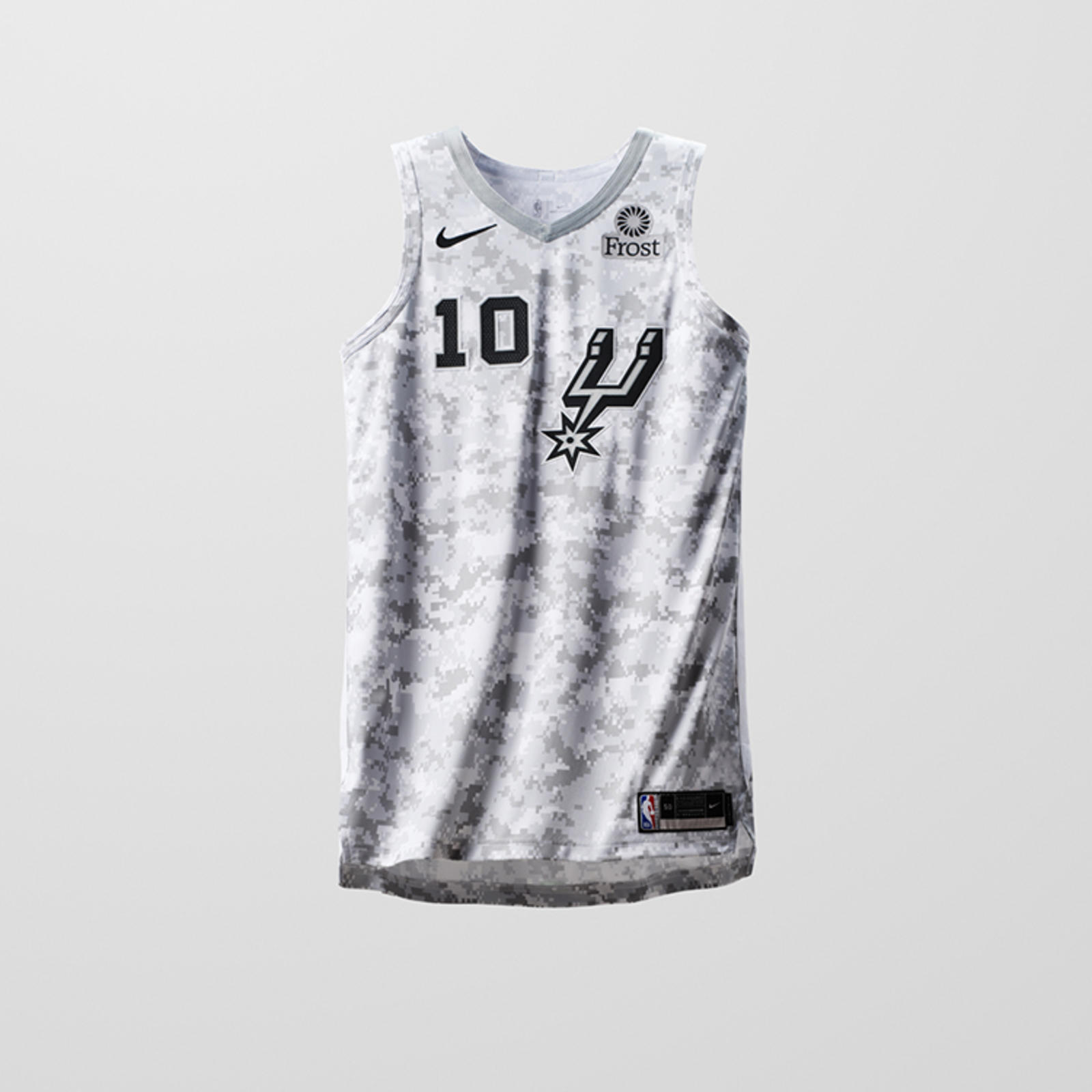 Introducing the Nike x NBA EARNED Edition Uniforms 6. SAN ANTONIO SPURS 1d059bc26