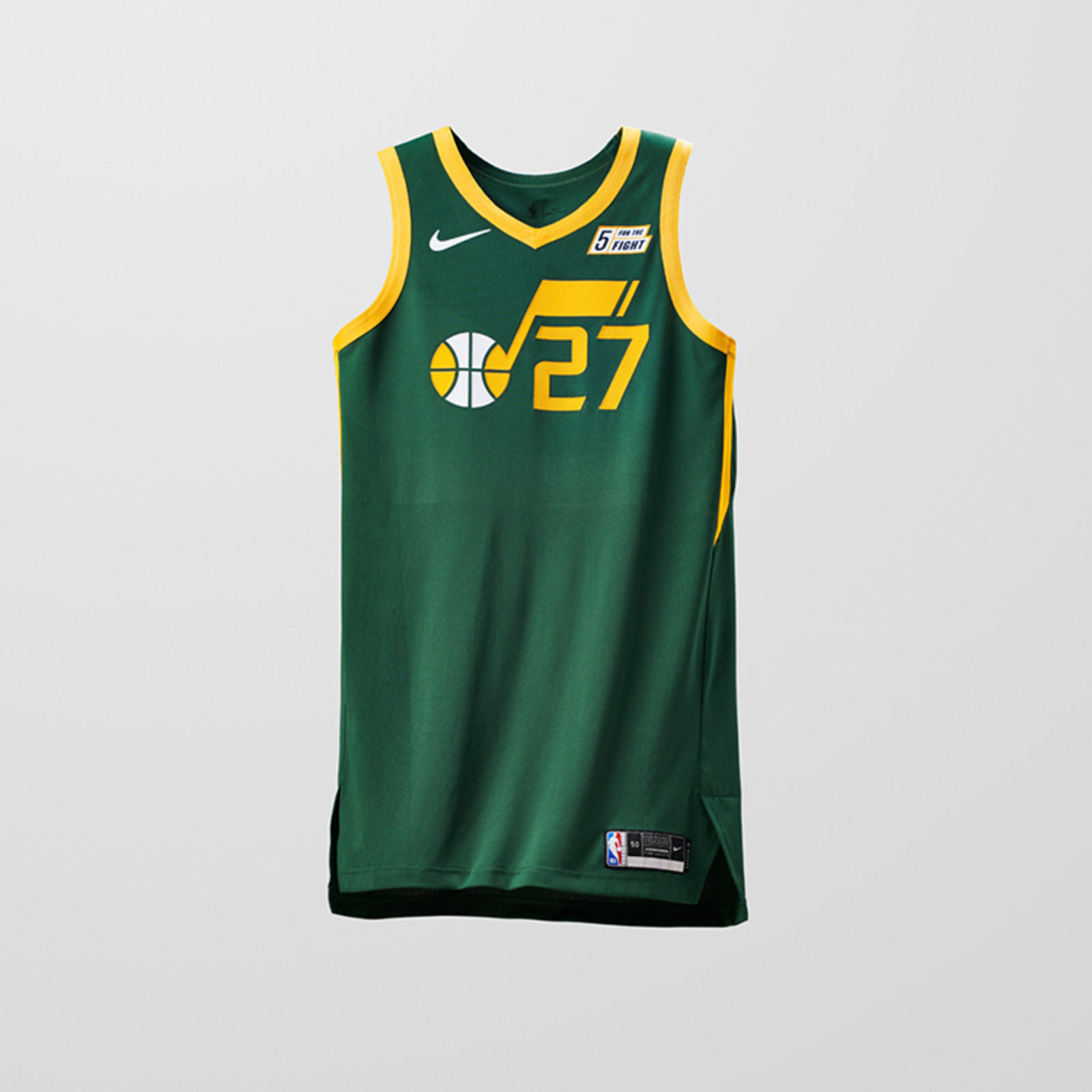 cc4d1ea15c18 Introducing the Nike x NBA EARNED Edition Uniforms 7. UTAH JAZZ