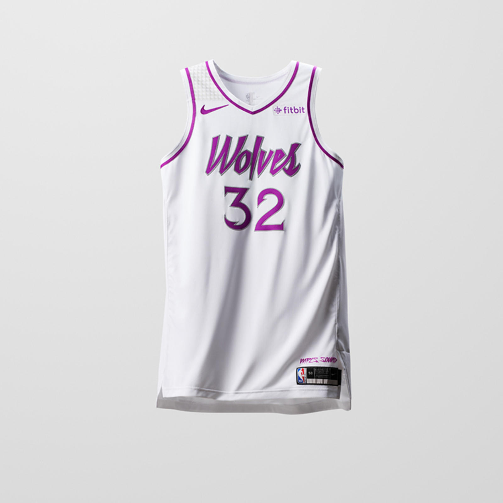 Introducing the Nike x NBA EARNED Edition Uniforms 14. MINNESOTA  TIMBERWOLVES 8af074081