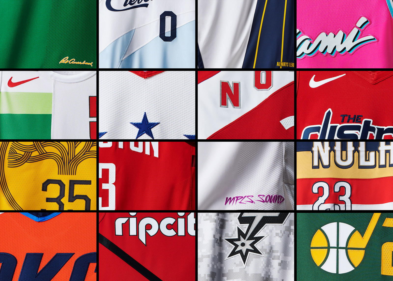 the latest 343a7 c6aeb NBA Earned Edition Uniforms - Nike News