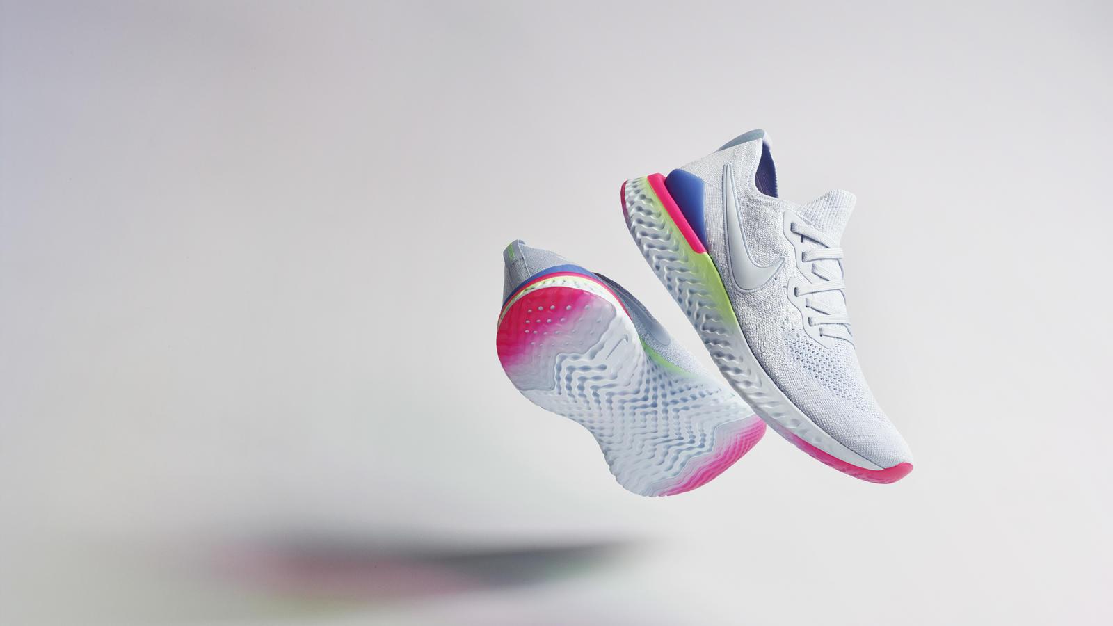 Nike Epic React Flyknit 2 3