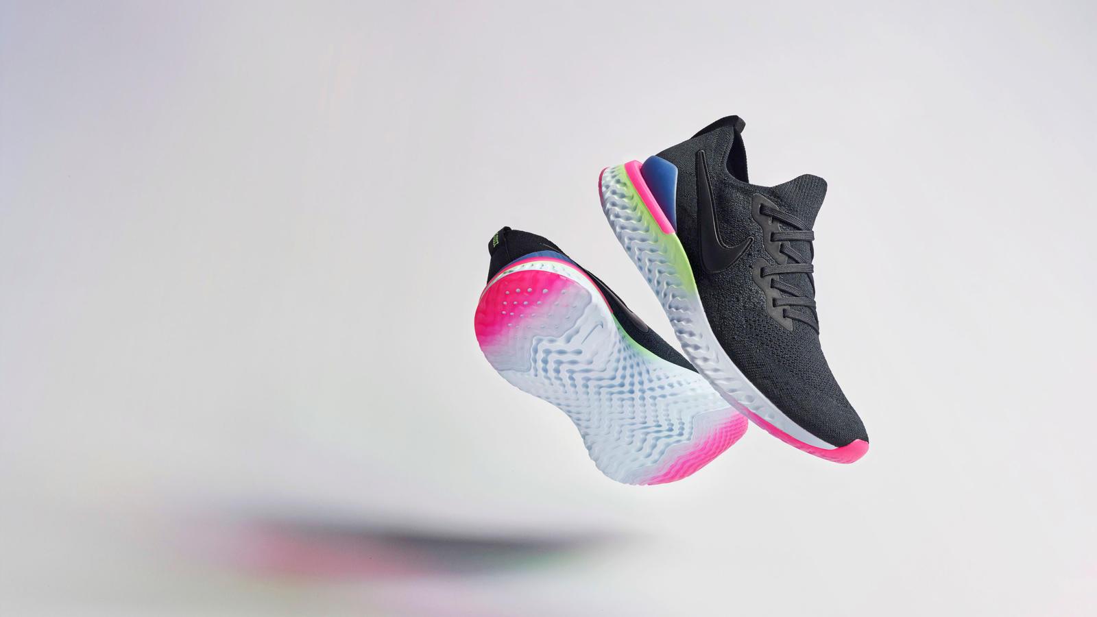 Nike Epic React Flyknit 2 4