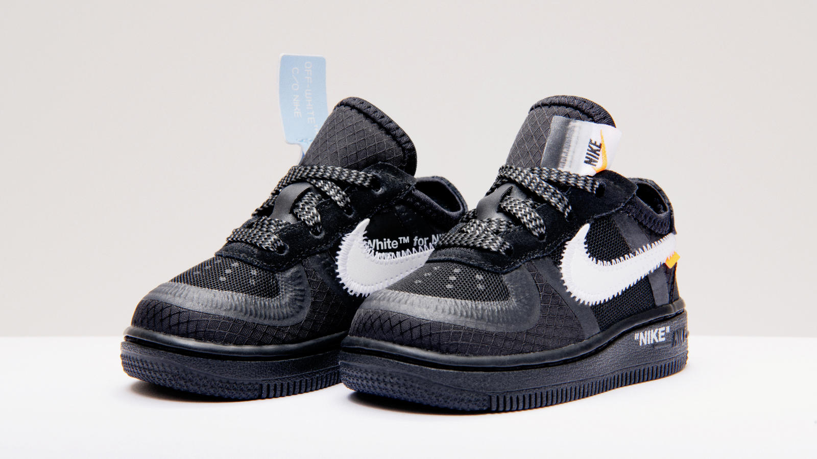 "Look Out: ""The Ten"" AF1 Re-Issue Includes Kids Sizes 0"