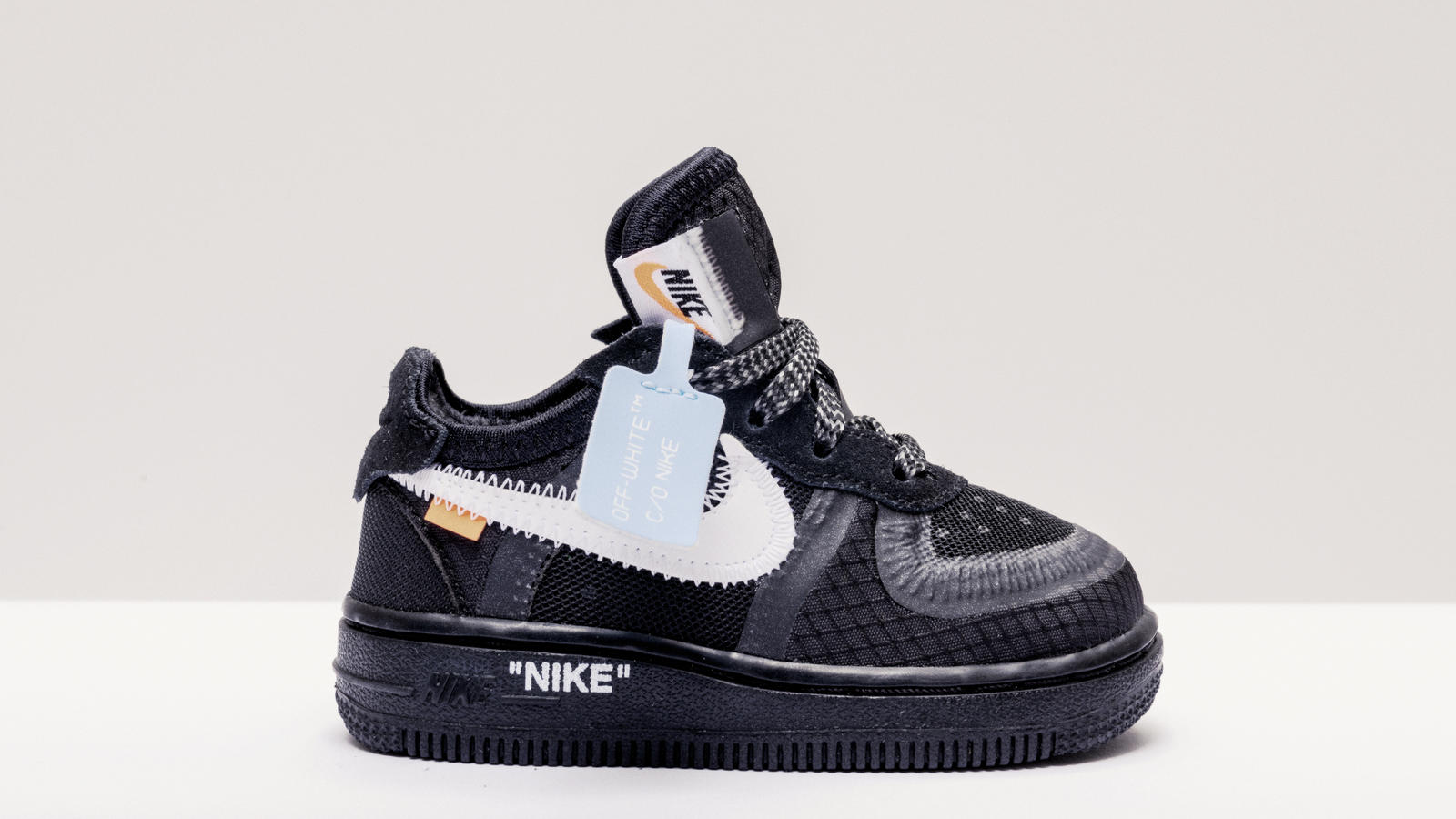 OFF White Nike AF1 Low Kids Shoe Nike News