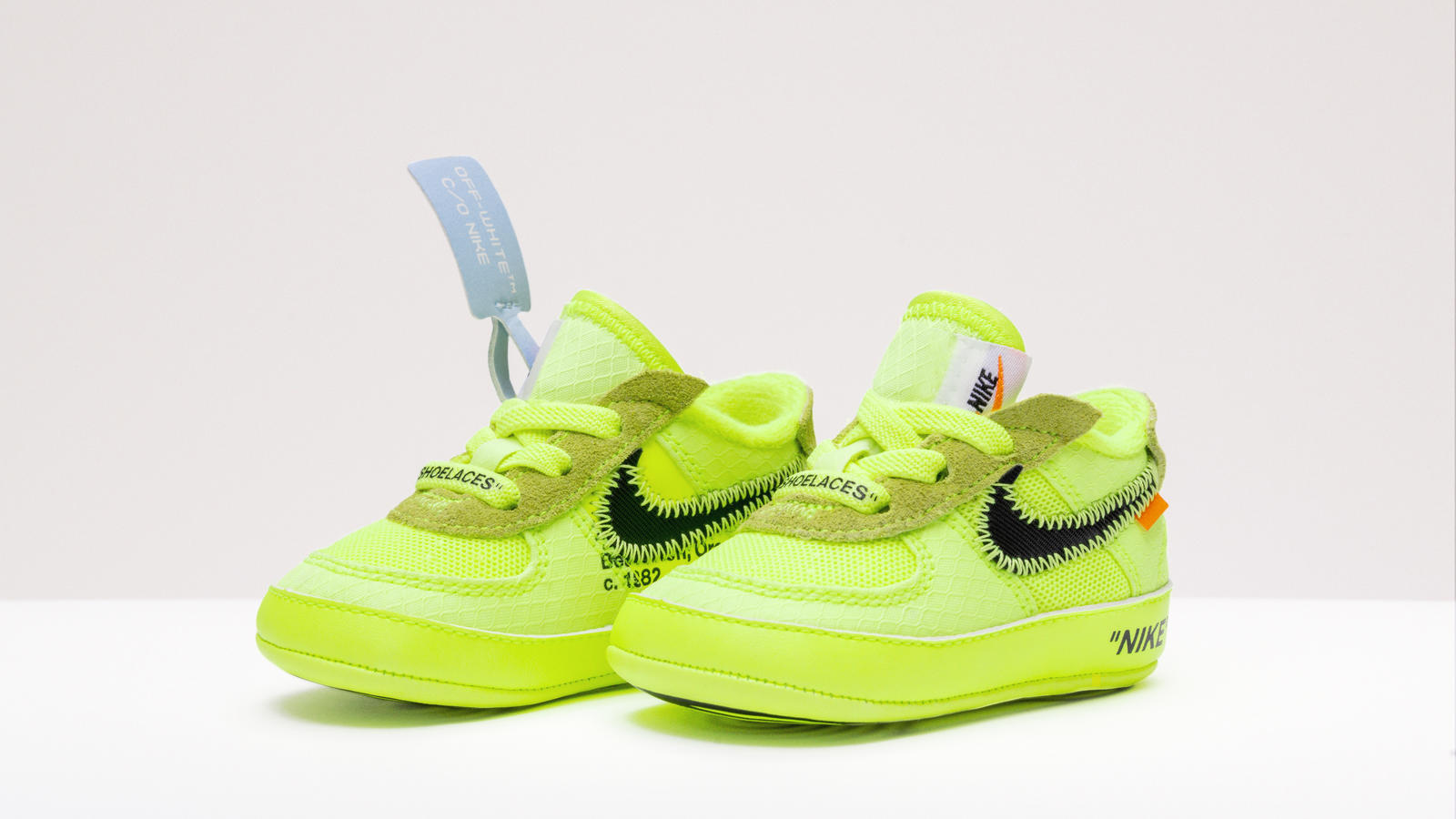 "Look Out: ""The Ten"" AF1 Re-Issue Includes Kids Sizes 9"