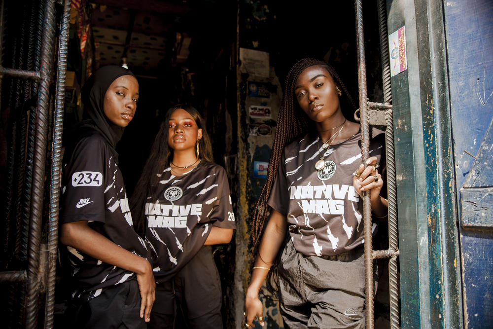 The NATIVE's Football Shirt is Worthy of the Pitch and the Dance Hall