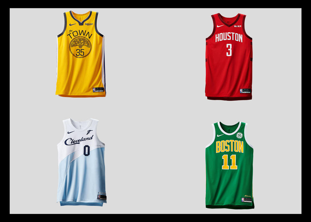 1ffc0c2cf4b NBA Earned Edition Uniforms - Nike News